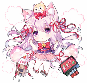 Rating: Safe Score: 0 Tags: 1girl :o animal animal_ears animal_on_head azur_lane bell bow bowtie brown_footwear cat_ears cat_girl cat_tail chinese_clothes dango floral_print flower food hair_flower hair_ornament hair_ribbon hands_up japanese_clothes jingle_bell kagami_mochi kimono kisaragi_(azur_lane) long_hair long_sleeves looking_at_viewer lowres on_head pantyhose parted_lips pink_hair pink_kimono pink_skirt print_kimono purple_eyes red_neckwear red_ribbon ribbon sanshoku_dango short_kimono skirt solo tabi tail tengxiang_lingnai very_long_hair wagashi white_background white_legwear wide_sleeves zouri User: DMSchmidt