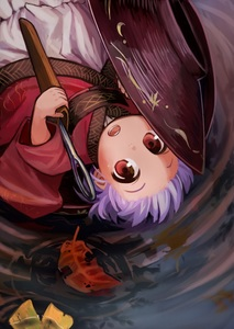 Rating: Safe Score: 0 Tags: 1girl :o autumn_leaves chabi_(amedama) cup lavender_hair leaf looking_at_viewer parted_lips red_eyes reflection ripples sakazuki short_hair solo sukuna_shinmyoumaru touhou_project upside-down water water_surface User: Domestic_Importer
