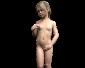 Rating: Questionable Score: 31 Tags: 1girl 3dcg blonde_hair blue_eyes kerowin nail_polish navel nipples nude photorealistic pose self_upload User: KeroWin