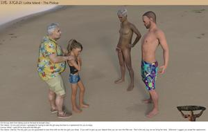 Rating: Explicit Score: 7 Tags: 1girl 3boys 3dcg age_difference barefoot beach cormac_(krogue) english flat_chest forced gui_(krogue) hands_on_another's_shoulders krogue long_hair multiple_boys penis photorealistic ponytail sad shoes shorts testicles the_kicks zoey_(krogue) User: fantasy-lover