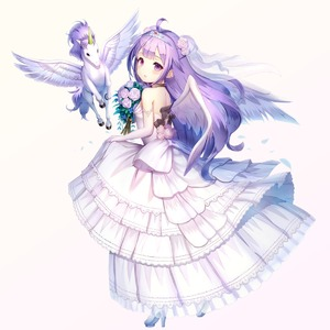 Rating: Safe Score: 0 Tags: 1girl :d absurdres ahoge alicorn animal azur_lane bangs bare_shoulders beige_background black_choker blue_footwear blush bouquet bow bridal_veil choker dress elbow_gloves eyebrows_visible_through_hair flower full_body gloves hair_flower hair_ornament heels high_heels highres holding holding_bouquet huge_filesize layered_dress looking_at_viewer looking_to_the_side open_mouth petals pink_flower pink_rose pleated_dress purple_eyes purple_hair rose see-through shoe_soles shoes simple_background smile solo strapless strapless_dress tagme teratsu teratsuu tiara unicorn_(azur_lane) veil wedding_dress white_bow white_dress white_gloves wings User: DMSchmidt