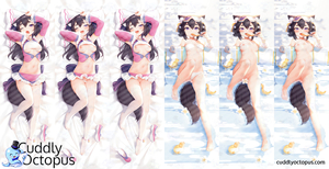 Rating: Questionable Score: 9 Tags: 1girl ;d ;o ankle_bell barefoot bell bikini black_hair blush bottomless breasts cuddly_octopus dakimakura detached_sleeves diving_mask_on_head fang flower food frilled_sleeves frills highres ice_pop jingle_bell kyuri_tizu lifted_by_self long_hair looking_at_viewer medium_breasts multiple_views navel nipples o-ring o-ring_top one_eye_closed open_mouth original pantsu pantsu_pull purple_eyes pussy rubber_duck shoes_removed smile stomach swimsuit tail thighhighs underwear watermark web_address white_bikini white_legwear white_pantsu User: DMSchmidt