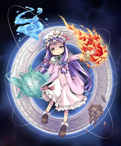 Rating: Safe Score: 0 Tags: 1girl ham_(points) patchouli_knowledge solo tagme team_shanghai_alice touhou_project User: DMSchmidt