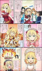 Rating: Safe Score: 0 Tags: 0_0 6+girls blonde_hair comic f frills green_eyes hairband heart highres ichihara_nina idolmaster idolmaster_cinderella_girls idolmaster_cinderella_girls_starlight_stage lolita_hairband multiple_girls nanjou_hikaru official_art ryuuzaki_kaoru sakurai_momoka sasaki_chie short_hair smile tachibana_arisu third-party_edit third-party_source wavy_hair yuuki_haru User: Domestic_Importer