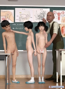 Rating: Explicit Score: 13 Tags: 2boys 2girls 3dcg age_difference looking_at_viewer multiple_boys multiple_girls navel nipples nude omasomas penis photorealistic pose profile pussy shadow shoes standing testicles twin_tails uwabaki User: fantasy-lover