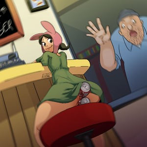 Rating: Explicit Score: 13 Tags: 1girl anal anal_insertion animal_hat ass bar_stool beanie black_hair bob's_burgers brown_skin double_penetration dr_pepper hat highres insertion large_insertion louise_belcher masturbation nopan object_insertion polyle ponytail public public_masturbation sex short_ponytail sitting soda_can solo_focus sweatdrop tied_hair uncensored upskirt vaginal vaginal_object_insertion wide_hips User: kino