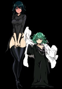 Rating: Safe Score: 2 Tags: 2girls aqua_eyes aqua_hair arm_at_side bangs bare_shoulders black_dress black_footwear black_hair black_legwear black_panties blush boots breasts cosplay costume_switch cowtits curly_hair dress dress_tug flat_chest flying_sweatdrops frown fubuki_(one-punch_man) fubuki_(one-punch_man)_(cosplay) full-face_blush full_body fur_coat green_eyes height_difference highres jacket_on_shoulders jewellery lace lace-trimmed_panties large_breasts looking_at_viewer loose_clothes multiple_girls necklace off_shoulder one-punch_man oversized_clothes pantsu rakeng short_hair siblings sisters sleeves_past_elbows sleeves_past_wrists standing tatsumaki tatsumaki_(cosplay) thigh_boots thighhighs transparent_background undersized_clothes underwear v_arms User: DMSchmidt