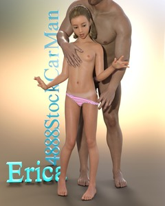 Rating: Explicit Score: 18 Tags: 1boy 1girl 3dcg 4888stockcarman age_difference barefoot erica_(4888stockcarman) flat_chest hairband navel nipples open_mouth pantsu pantsu_pull penis photorealistic shadow surprised tan tanline testicles underwear User: fantasy-lover