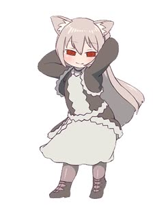 Rating: Safe Score: 7 Tags: 1girl al_bhed_eyes animal_ears animated arms_behind_head blush cat_ears closed_mouth dancing feral_lemma hair_between_eyes long_hair long_sleeves looking_at_viewer lowres me!me!me! mp4 nora_cat nora_cat_channel pantyhose parody red_eyes silver_hair smile solo very_long_hair video virtual_youtuber User: DMSchmidt