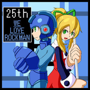 Rating: Safe Score: 0 Tags: 1boy 1girl android anniversary arm_cannon back-to-back blonde_hair broom capcom dress green_eyes helmet kumo_(kumo8159) long_hair ponytail rockman rockman_(character) rockman_(classic) roll smile weapon User: DMSchmidt