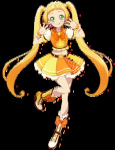 Rating: Safe Score: 1 Tags: 1girl ;p aikatsu! aikatsu!_(series) aikatsu_friends! belt blonde_hair blush boots bow earrings full_body hand_up hinata_ema jewellery long_hair looking_at_viewer navel official_art one_eye_closed orange_bow orange_shirt orange_skirt pose puffy_sleeves purple_earrings scrunchie shirt skirt solo tongue tongue_out transparent_background twin_tails very_long_hair wrist_scrunchie User: DMSchmidt
