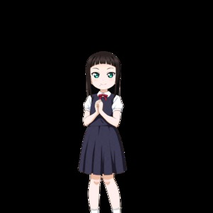 Rating: Safe Score: 0 Tags: 1girl aqua_eyes artist_request bangs black_hair blunt_bangs dress hands_together kurosawa_dia long_hair looking_at_viewer love_live!_school_idol_festival love_live!_school_idol_project love_live!_sunshine!! mole mole_under_mouth official_art ribbon short_sleeves smile solo straight_hair transparent_background younger User: DMSchmidt