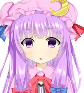 Rating: Safe Score: 0 Tags: 1girl :o animated blinking blue_bow blue_ribbon blush bow crescent crescent_moon_pin eyebrows_visible_through_hair hair_bow hat hat_ribbon long_hair open_mouth patchouli_knowledge purple_eyes purple_hair red_bow red_neckwear red_ribbon ribbon simple_background solo touhou_project upper_body very_long_hair video webm white_background yukinya User: DMSchmidt
