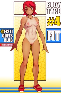 Rating: Questionable Score: 1 Tags: 1girl artist_name breasts censored covered_nipples fisticuffs_club hair_ornament leotard looking_at_viewer medium_breasts mosaic_censoring muscle muscular_female navel nipples nude one-piece_swimsuit one-piece_tan outstretched_arm pink_eyes pink_hair pussy red_eyes red_hair rockman rockman_exe sakurai_meiru shoes short_hair small_breasts solo standing swimsuit tan tanline text twitter_username User: DMSchmidt