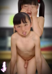 Rating: Explicit Score: 14 Tags: 1boy 1girl 3dcg animated black_hair blurry_background censored closed_eyes cum ejaculation flat_chest futa_with_male futanari hetero lolita-idol long_hair mosaic_censoring open_mouth original penis photorealistic tongue tongue_out twin_tails User: Domestic_Importer