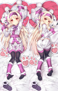 Rating: Safe Score: 2 Tags: 1girl bangs black_legwear blonde_hair blunt_bangs blush dakimakura fate/grand_order fate_(series) from_above full_body gorudazo hairband heart heart_pillow illyasviel_von_einzbern japanese_clothes long_hair long_sleeves looking_at_viewer looking_back lying on_stomach paw pillow shoes_removed sitonai solo watermark User: Domestic_Importer