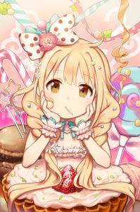 Rating: Safe Score: 0 Tags: 10s 1girl alternate_costume alternate_hairstyle aqua_ribbon bandai_namco bangs bead_bracelet beads bow braid candy candy_cane cheong_ha cupcake eyebrows eyebrows_visible_through_hair fingernails flower food frills fruit futaba_anzu gradient gradient_background hair_bow hair_flower hair_ornament hair_over_shoulder hands_on_own_cheeks hands_on_own_face head_rest idolmaster idolmaster_cinderella_girls in_food leaf lollipop looking_at_viewer low_twintails macaron mouth_hold neck_ribbon oversized_object pink_background pink_rose polka_dot polka_dot_bow ribbon rose solo star strawberry striped swirl_lollipop twin_braids twin_tails upper_body white_flower wrist_cuffs yellow_eyes User: DMSchmidt