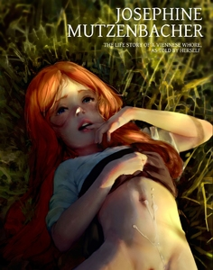 Rating: Explicit Score: 46 Tags: 1girl after_sex blue_eyes cum cum_on_body cum_on_chest cum_on_upper_body diathorn finger_to_mouth flat_chest grass highres josephine josephine_mutzenbacher long_hair lying navel open_mouth outdoors pussy_peek red_hair solo User: fantasy-lover