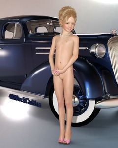 Rating: Questionable Score: 16 Tags: 1girl 3dcg 4888stockcarman blonde_hair blue_eyes car high_heels looking_at_viewer nail_polish navel necklace nipples nude photorealistic pose pussy shadow smile standing User: fantasy-lover