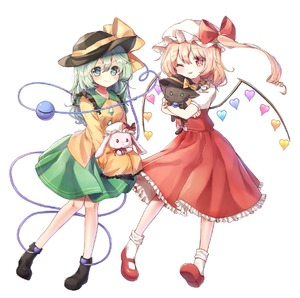 Rating: Safe Score: 0 Tags: 2girls ;p ascot black_hat blonde_hair blush bow breasts bunny carrying cat collared_shirt crystal eyeball flandre_scarlet frilled_shirt frilled_shirt_collar frilled_skirt frilled_sleeves frills green_eyes green_hair green_skirt hat hat_bow hat_ribbon heart heart_of_string highres komeiji_koishi long_hair long_skirt long_sleeves looking_at_viewer medium_hair mob_cap multiple_girls one_eye_closed pudding_(skymint_028) puffy_short_sleeves puffy_sleeves red_bow red_eyes red_ribbon red_skirt red_vest ribbon shirt short_sleeves side_ponytail simple_background skirt skirt_set small_breasts string third_eye tongue tongue_out touhou_project vest wavy_hair white_background white_shirt wide_sleeves wings wrist_cuffs yellow_neckwear yellow_ribbon yellow_shirt User: DMSchmidt