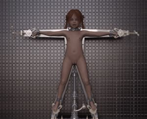 Rating: Explicit Score: 0 Tags: 1girl 3dcg animated bdsm bondage bow flat_chest hair_bow hair_ornament mayomaru nipples nude object_insertion orange_hair photorealistic pussy restrained sex_machine solo tied_hair torture twin_tails uncanny_valley uncensored video webm User: Software