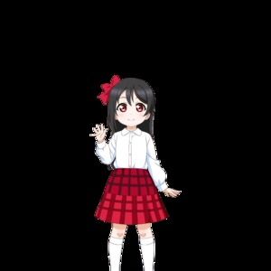 Rating: Safe Score: 0 Tags: 1girl alternate_hairstyle artist_request bangs black_hair bow checkered checkered_skirt closed_mouth hair_between_eyes hair_bow hair_down kneehighs long_sleeves looking_at_viewer love_live!_school_idol_festival love_live!_school_idol_project official_art plaid plaid_skirt red_bow red_eyes shirt skirt smile solo standing transparent_background waving white_legwear white_shirt yazawa_nico younger User: DMSchmidt