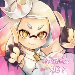 Rating: Safe Score: 0 Tags: ! +_+ 1girl bare_shoulders blush conomi-c5 countdown crown domino_mask fingerless_gloves gloves gradient_hair hime_(splatoon) index_finger_raised looking_at_viewer mask mole mole_under_mouth multicoloured_hair pink_hair short_eyebrows sleeveless smile solo splatoon splatoon_2 symbol-shaped_pupils tentacle_hair twitter_username two-tone_hair upper_body white_hair yellow_eyes zipper User: DMSchmidt