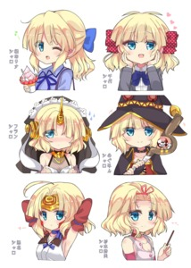 Rating: Safe Score: 1 Tags: +++ 10s 1girl ;d ahoge armpits arms_up bangs bare_shoulders black_cape black_gloves blazer blonde_hair blue_bow blue_bowtie blue_eyes blue_ribbon blue_shirt blush bow bowtie cape character_name choker closed_mouth collarbone collared_shirt cosplay eyebrows_visible_through_hair facial_mark fate/apocrypha fate_(series) fingerless_gloves food frankenstein's_monster frankenstein's_monster_(cosplay) fruit gekkan_shoujo_nozaki-kun gloves gochuumon_wa_usagi_desu_ka? hair_between_eyes hair_bow hair_over_one_eye hair_ribbon half_updo hands_on_own_cheeks hands_on_own_face hat headpiece heart himarisu_(hida_mari) holding holding_food holding_staff horn ice_cream idolmaster idolmaster_cinderella_girls jacket jojo_no_kimyou_na_bouken kirima_sharo kono_subarashii_sekai_ni_shukufuku_wo! koutetsujou_no_kabaneri looking_at_viewer looking_away megumin megumin_(cosplay) multiple_views mumei_(kabaneri) mumei_(kabaneri)_(cosplay) musical_note neck_ribbon nose_blush one_eye_closed open_mouth parted_bangs pink_ribbon pocky polka_dot polka_dot_bow ponytail quaver red_bow ribbon ribbon_choker sakura_chiyo sakura_chiyo_(cosplay) school_uniform shirt smile spoon staff strawberry sugimoto_reimi sugimoto_reimi_(cosplay) sundae sweatdrop tachibana_arisu upper_body white_background white_shirt wing_collar witch witch_hat User: DMSchmidt