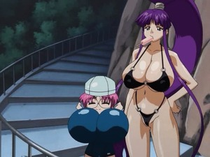 Rating: Questionable Score: 0 Tags: 2girls animated bikini bouncing_breasts breasts cleavage cowtits eiken gif glasses harumachi_komoe huge_breasts long_hair misono_kirika multiple_girls oppai_loli pink_hair purple_hair swimsuit User: Turbotowns