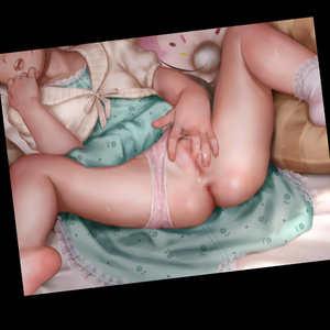Rating: Explicit Score: 4 Tags: 1girl anus asakuraf barefoot bed_sheet censored dress dress_lift facing_viewer fingering floral_print green_skirt head_out_of_frame idolmaster idolmaster_cinderella_girls lips lying masturbation on_back open_mouth panties_under_pantyhose pantsu pantyhose photo_(object) pillow pink_pantsu polka_dot polka_dot_panties puffy_short_sleeves puffy_sleeves pussy pussy_juice round_teeth short_sleeves single_sock skirt socks solo spread_legs sweat tachibana_arisu teeth thighs underwear white_legwear User: Domestic_Importer