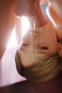 Rating: Explicit Score: 69 Tags: 1boy 1girl 3dcg animated blonde_hair cum facial highres irrumatio jollylolly looking_at_viewer lying on_back oral penis photorealistic sarah_(the_last_of_us) solo_focus testicles the_last_of_us video webm User: Domestic_Importer