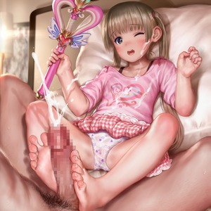 Rating: Explicit Score: 3 Tags: 1boy 1girl asakuraf bangs bare_legs barefoot blue_eyes blush brown_hair censored clothed_female_nude_male collarbone cum cum_on_body cum_on_clothes cum_on_hair cum_on_lower_body cum_on_upper_body ejaculation eyebrows_visible_through_hair facial feet footjob heart heart_print hetero holding holding_wand idolmaster idolmaster_cinderella_girls indoors long_hair long_sleeves male_pubic_hair mosaic_censoring nude one_eye_closed open_mouth pantsu penis pillow pink_shirt pink_skirt print_panties print_shirt pubic_hair shirt sitting skirt skirt_lift soles solo_focus spread_legs star star_print toes twin_tails underwear very_long_hair wand white_pantsu yokoyama_chika User: Domestic_Importer