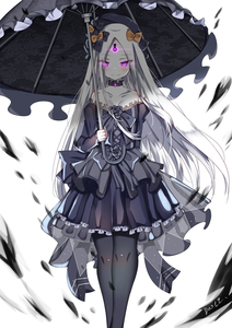 Rating: Safe Score: 5 Tags: 1girl abigail_williams_(fate/grand_order) aura bangs bare_shoulders black_bow black_dress black_flower black_headwear black_legwear black_rose black_umbrella blush bow breasts closed_mouth collarbone dark_aura dress dust9 eyebrows_visible_through_hair fate/grand_order fate_(series) flower frilled_dress frills glowing glowing_eyes hair_bow hat highres holding holding_umbrella juliet_sleeves long_hair long_sleeves looking_at_viewer orange_bow pale_skin pantyhose parted_bangs pleated_dress puffy_sleeves purple_eyes rose see-through signature small_breasts smile solo strapless strapless_dress umbrella very_long_hair white_background white_hair User: DMSchmidt