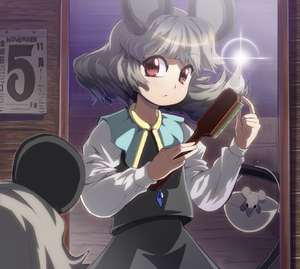 Rating: Safe Score: 0 Tags: 1girl animal_ears basket brush brushing calendar_(object) grey_hair hair_brush hair_brushing highres holding holding_brush holding_hair jewellery long_sleeves mirror mouse mouse_ears mouse_tail nazrin pendant red_eyes reflection shope short_hair solo tail touhou_project User: DMSchmidt