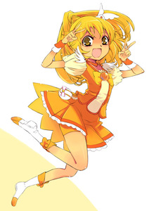 Rating: Explicit Score: 1 Tags: 1girl :d blonde_hair boots bow choker cure_peace double_v eyelashes kise_yayoi magical_girl open_mouth orange_choker precure shorts shorts_under_skirt skirt smile smile_precure! solo spats v yellow_bow yellow_eyes yellow_shorts yellow_skirt yellow_theme yuu_(kfc) User: DMSchmidt