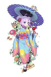 Rating: Safe Score: 0 Tags: 1girl ahoge alternate_hairstyle animated bag beads blue_eyes blush butterfly candy_apple cat crepe double_bun dragon_girl dragon_horns food full_body hair_beads hair_ornament handbag horns japanese_clothes kanna_kamui kimono kobayashi-san_chi_no_maidragon leaf low_twintails mandrill mp4 obi open_mouth oriental_umbrella purple_hair sandals sash solo standing standing_on_one_leg tabi twin_tails umbrella video webm white_legwear User: DMSchmidt
