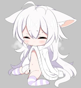 Rating: Explicit Score: 0 Tags: 1girl ahoge animal_ear_fluff animal_ears antenna_hair bangs bar_censor blush cat_ears cat_girl cat_tail censored chibi closed_eyes closed_mouth clothes_lift eyebrows_visible_through_hair female_ejaculation mofuaki original tail User: Domestic_Importer