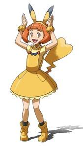 Rating: Safe Score: 2 Tags: 1girl :3 animal_ears arms_up black_legwear boots dress fake_animal_ears flat_chest full_body hairband happy highres looking_at_viewer open_mouth orange_eyes pigeon-toed pikachu_tail pikarla pokemon pokemon_(anime) pokemon_sm_(anime) scrunchie shirt short_sleeves simple_background sleeveless sleeveless_dress smile socks solo standing tail teru_zeta white_background wrist_scrunchie yellow_dress yellow_footwear yellow_hairband yellow_shirt User: DMSchmidt