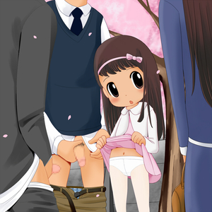 Rating: Explicit Score: 2 Tags: 1girl 2boys 2girls :o age_difference belt black_hair bow censored crotch_seam dress dress_lift hair_bow hair_ornament holding_bag lifted_by_self long_hair long_sleeves male_pubic_hair mosaic_censoring multiple_boys multiple_girls navel original panties_under_pantyhose pants_down pantsu pantyhose penis pubic_hair puipui_(puipui_oracle) see-through underwear white_legwear white_pantsu User: Domestic_Importer