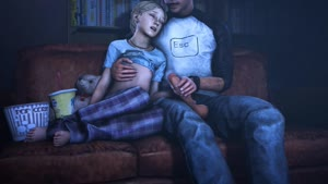 Rating: Explicit Score: 50 Tags: 1boy 3dcg age_difference alex_weiss animated arm_on_shoulder barefoot blonde_hair breast_grab breasts closed_eyes clothed_sex couch flat_chest froggy guided_handjob hand_on_another's_hand handjob jewellery leaning_on_person left_4_dead necklace nipples pajamas penis photorealistic popcorn rubbing sarah_(the_last_of_us) shirt shirt_lift short_hair side side-by-side sitting sleep_molestation sleeping_upright small_breasts source_filmmaker testicles the_last_of_us uncensored video webm User: Software