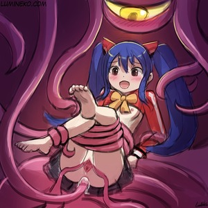 Rating: Explicit Score: 11 Tags: 1girl anal barefoot blue_hair blush breasts brown_eyes fairy_tail long_hair lumineko nipples open_mouth partially_undressed pussy skirt small_breasts small_nipples spread_pussy tentacle_sex tentacles twin_tails uncensored wendy_marvell User: Leora40
