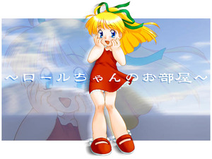 Rating: Safe Score: 2 Tags: 1girl blonde_hair blue_eyes capcom hair_ribbon jpeg_artifacts long_hair ponytail ribbon rockman rockman_(classic) roll solo User: DMSchmidt
