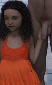 Rating: Explicit Score: 16 Tags: 1boy 1girl 3dcg age_difference black_hair flat_chest freckles holding_penis looking_at_viewer lunarctic moana penis photorealistic pose pubic_hair standing testicles User: fantasy-lover