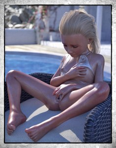 Rating: Explicit Score: 40 Tags: 1girl 3dcg bikini blonde_hair blue_eyes bottomless chair christina curled_toes curly_hair fingering flat_chest half-closed_eyes highres long_hair masturbation nipples outdoors photorealistic pussy see-through shadow shiny shiny_skin side-tie_bikini solo spread_pussy swimsuit transparent_clothes twitchster uncensored wet wet_swimsuit User: Software