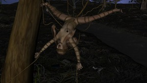 Rating: Explicit Score: 5 Tags: 1girl 3dcg anal breasts double_penetration forced forest highres japanese_clothes long_hair nude open_mouth original pain photorealistic rape screaming self_upload small_breasts spread_legs tentacle_sex tentacles vaginal vines virgin virginlover User: Virginlover