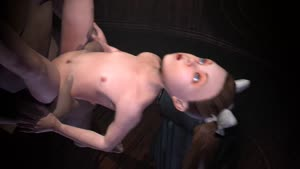 Rating: Explicit Score: 34 Tags: 3dcg age_difference animated bdkmv5 bioshock blue_eyes bow brown_hair flat_chest hair_bow hair_ornament held_up highres little_sister nipples photorealistic sex spread_legs torso_grab twin_tails vaginal video webm User: Software