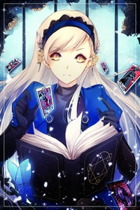 Rating: Safe Score: 1 Tags: 1girl black_hair blonde_hair butterfly elbow_gloves gloves hairband headband highres lavenza long_hair persona persona_5 spoilers yellow_eyes User: DMSchmidt
