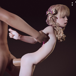 Rating: Explicit Score: 38 Tags: 1boy 1girl 3dcg age_difference anal blonde_hair flat_chest from_behind hair_ribbon long_hair magic_virgin_deca_dance_(maho_deca) navel nipples nude open_mouth original penis photorealistic pubic_hair ribbon sex shadow testicles twin_tails User: fantasy-lover