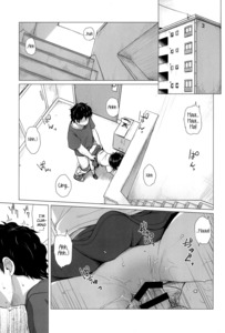 Rating: Explicit Score: 5 Tags: 1boy 1girl absurdres bar_censor bent_over black_hair building censored clothed_sex glasses greyscale hard_translated hetero highres indoors miyasaka_takaji monochrome original penis pussy sex skirt stairs standing standing_sex text third-party_edit tomboy translated vaginal User: Domestic_Importer