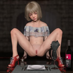 Rating: Explicit Score: 12 Tags: 1girl 3dcg blonde_hair blue_eyes bossy_2014 decensored functionally_nude high_heels looking_at_viewer on_table presenting presenting_pussy pussy short_hair solo spread_legs spread_pussy table tagme third-party_edit uncensored wine_bottle wine_glass User: Dampfnudel
